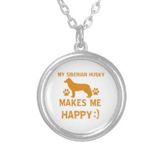 Siberian Husky gift items Pendant