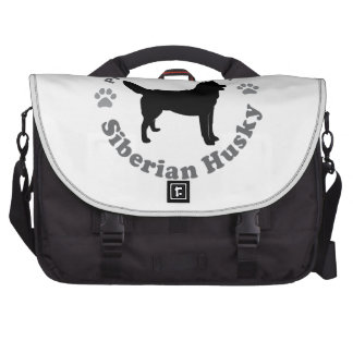 Siberian Husky Computer Bag
