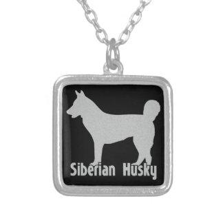 Siberian Husky Pendant
