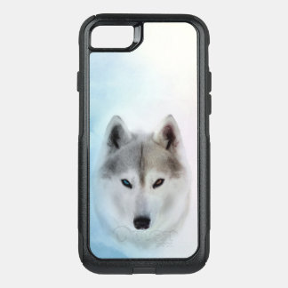 Siberian Husky OtterBox Commuter iPhone 8/7 Case