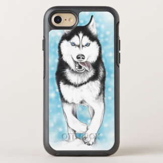 Siberian Husky OtterBox Symmetry iPhone 8/7 Case