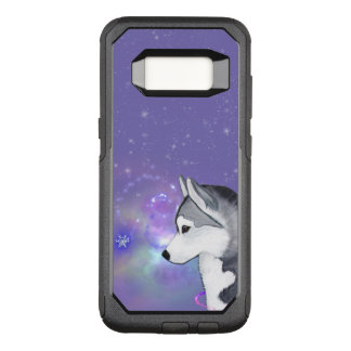 Siberian Husky Samsung Galaxy S8 Commuter Case