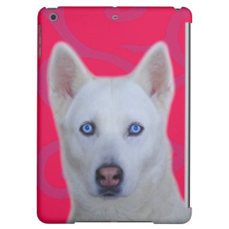 Siberian Husky Savvy Matte iPad Air Case