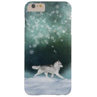 Siberian Husky Snow  Case (For Various Models)