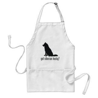 Siberian Husky Standard Apron