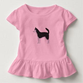 Siberian Husky Toddler T-shirt