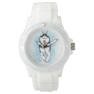 Siberian Husky Watch