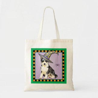 Siberian Husky Witch