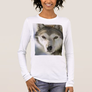 siberian husky womans shirt