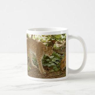 Siberian Lynx Mug