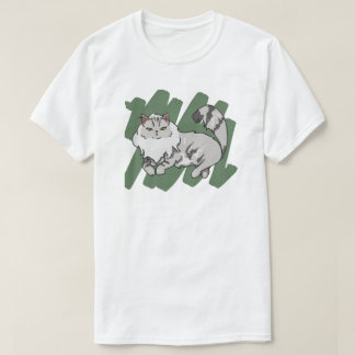 Siberian scratch T-Shirt