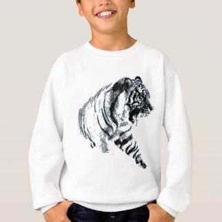 Siberian Snow Tiger Sweatshirt