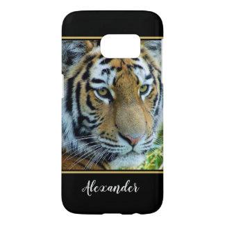 Siberian Tiger, Amur Tiger Samsung Galaxy S7 Case