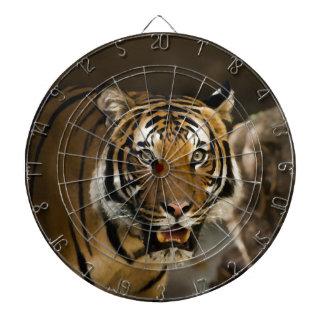 Siberian Tiger Dartboard