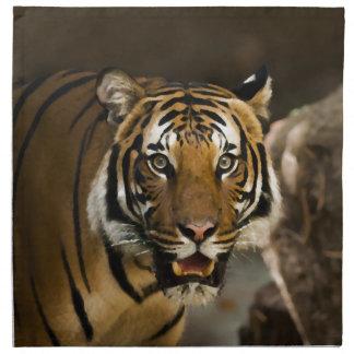 Siberian Tiger Napkin