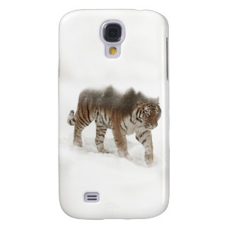 Siberian tiger-Tiger-double exposure-wildlife