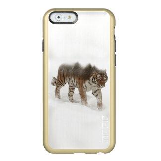 Siberian tiger-Tiger-double exposure-wildlife Incipio Feather® Shine iPhone 6 Case