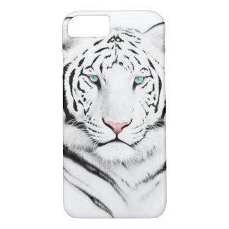 Siberian White Tiger iPhone 8/7 Case