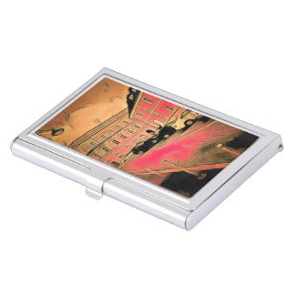 Sibiu painting business card holders