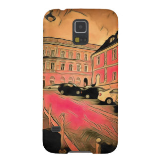 Sibiu painting galaxy s5 covers