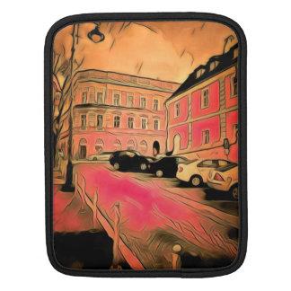 Sibiu painting iPad sleeve