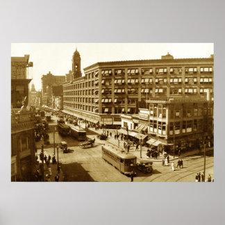 Sibley Building 1912 Poster
