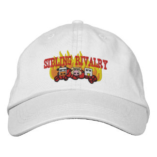 Sibling Rivalry Adjustable Cap