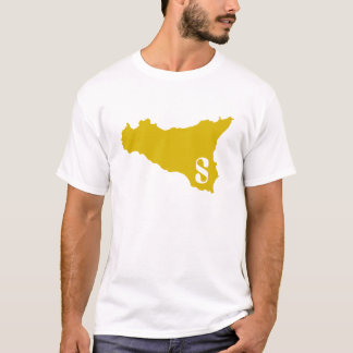 Sicilia gold T-Shirt