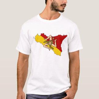 Sicilian Flag Island Shirt