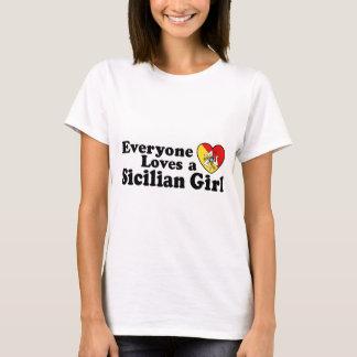 Sicilian Girl T-Shirt
