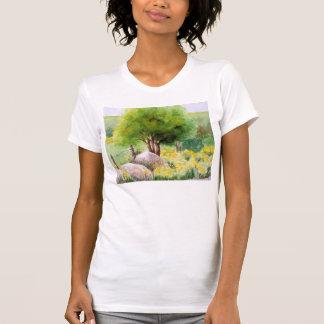 Sicilian Landscape Tee Shirt
