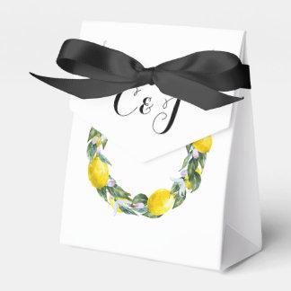 Sicilian Love - Spring Wedding Favor Bags & Tents Favor Box