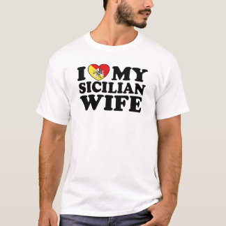 Sicilian Wife T-Shirt