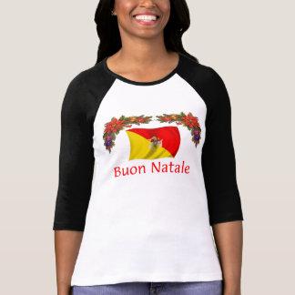 Sicily Christmas T-Shirt