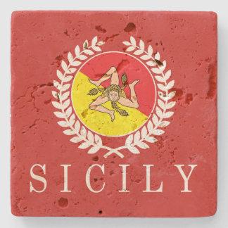 Sicily Classico Stone Coaster