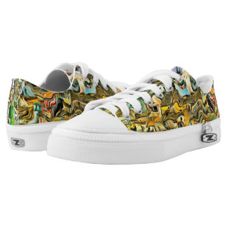 Sicily Colors Low-Top Sneakers