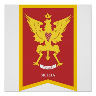 Sicily Italy Poster