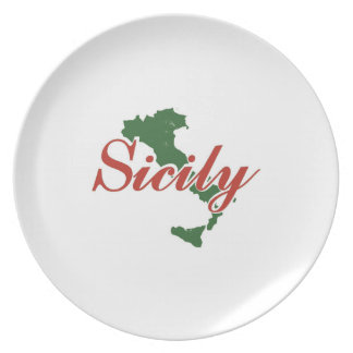 Sicily Plate