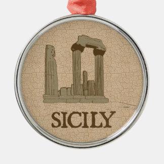 Sicily Premium Ornament
