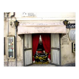 Sicily Wine Bar Postcard