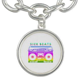 Sick Beats 1980'S Stereo Bracelet