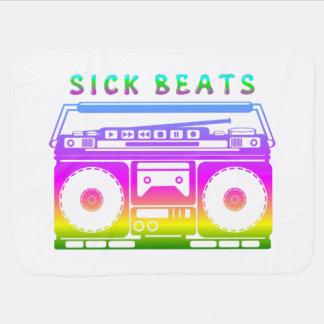 Sick Beats Baby Blanket