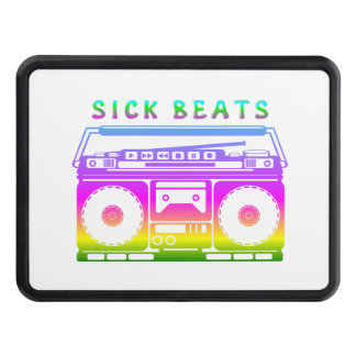 Sick Beats Trailer Hitch Cover