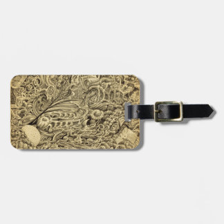 Sick Chamber_by Brian Benson Luggage Tag