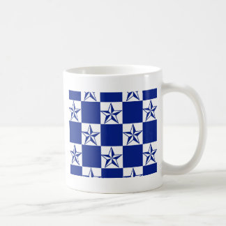 Sick Dark Blue Stars Coffee Mug
