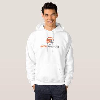 Sick Empire - Hoodie 4 (Orange & Grey Logo)