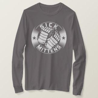 Sick Mittens Hockey Slang T-Shirt