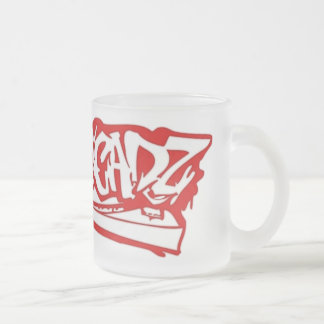 sickheadz Frosted Mug