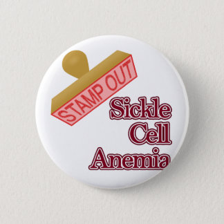 Sickle Cell Anemia 2 Inch Round Button