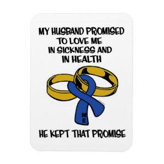 Sickness/Health...ME Rectangular Photo Magnet